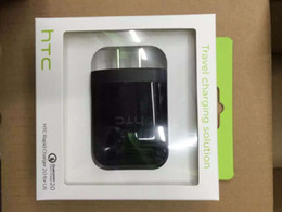 Wholesale Rapid Charger Fast Charging AC Adapter TC P1000 US With Original Micro USB Data Sync Cable For HTC W charger
