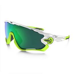Wholesale Jawbreaker Bicycle Sunglasses Outdoor Bicycle Glasses UV400 Polarized Cycling Eyewear Goggles