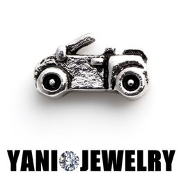 20pcs lot Free shipping Vintage Silver Plating Vintage Car Floating Alloy Charms For Floating Glass Locket