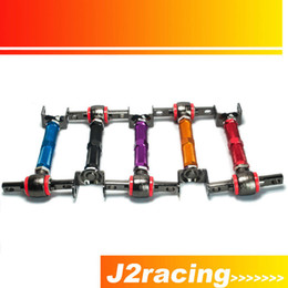 Wholesale J2 RACING STORE Rear Camber KiT FOR ACURA RSX BASE TYPE S RSX S DC5 ADJUSTABLE REAR CAMBER KIT PQY9878