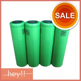 Wholesale Genuine Sony battery VTC3 VTC4 VTC5 Mah MAH MAH MAH MNKE AW Battery by Fedex ship