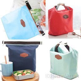 Thermal Cooler Insulated Waterproof Lunch Carry Storage Picnic Bag Pouch lunch bag 1OJ3