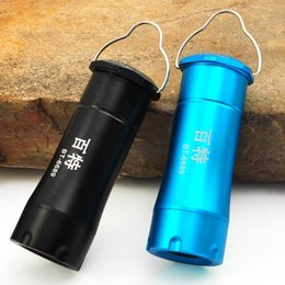 Wholesale Baxter camp lights multifunction outdoor LED flashlight rechargeable tent camping lamp light Lantern