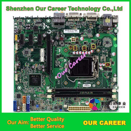 Wholesale original motherboard for HP Joshua H JOSHUA H61 uATX LGA DDR3 for Intel H61 Desktop motherboard