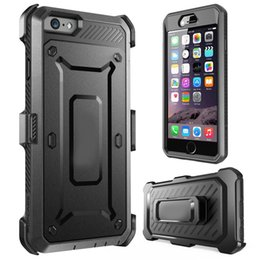 Wholesale Supcase Unicorn Beetle PRO Series Full body Rugged Holster Case Cover for iPhone Plus S Samsung Galaxy S6 Edge With Swiveling Belt Clip