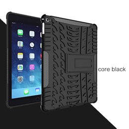 combo cases for ipad 6 ipad air2 dazzle case tablet pc case hybrid case protective cover