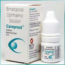 Wholesale Careprost Eyelash Growth Serum Liquid Bimatoprost Ophthalmic Solution Generic Latisse Eyelashes and Eyebrown Grown Sealed PC