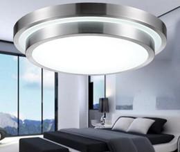 Wholesale 12W W W W Led Ceiling Light Down Light Led Double Bedroom Light Round Living Room Lamp Dia mm V Led Ceiling Lamp
