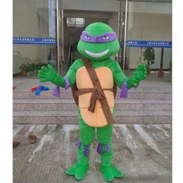 Wholesale Teenage Mutant Ninja Turtles Mascot costume Cartoon Character Costumes Party Dress Adult Size