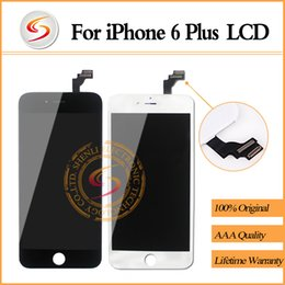 Genuine Original For iPhone 6 Plus LCD 5.5 Inch Display With Touch Screen Digitizer Assembly Replacement Free shipping
