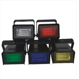 Mini strobe light flash light flash lamp ktv laser light dj stroboscope 5 colors for choice