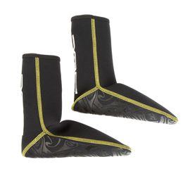 Wholesale SLINX Slip resistant mm Neoprene Diving Socks for Diving Snorkeling Swimming fins Swimwear Socks for Adult S M L XL Y0402