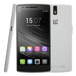 Wholesale Oneplus one plus JBL Bamboo GB G LTE Cell Phones quot FHD x1080 FDD Snapdragon GHz G RAM G ROM Android Free DHL