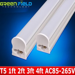 Wholesale Company hot sale W FT m T5 Led Tubes Lights AC V AC220V Led Fluorescent Tubes with SMD WW NW CW