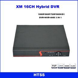 Wholesale 16 Channel DVR H Standalone CCTV DVR Recorder P2P Cloud Access ch Audio Input Mobile Phone Android Security DVR CH