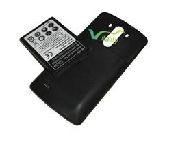 Wholesale 6800mAh Extended Li ion Battery Optional Color Cover For LG G3 BL YH G3 D855 F400 D830 D850 VS985 D850 D851