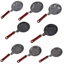 Wholesale Stainless Iron Cute Mini Omelette Mould Pot Kichen Tools Supply Cooking Gadgets buy more for fast way