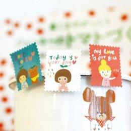 Wholesale 80pcs set Okey tina Sticker stamp Sticker Set decorative stickers diary sticker photo paster