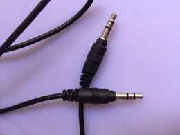 Wholesale Audio Cable mm to mm AUX Cable for Samsung Mobile Phone and Cellphone