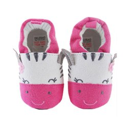 Wholesale Fashion New Small Cow Baby Shoes Toddler Shoes Soft Bottom Cloth Shoes11cm12cm13cm Anne