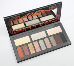 Wholesale New Kat Von D Monarch Eyeshadow Palette colors limited edition palette eye shadow