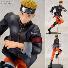 Japanese Anime Figure Action Figure Naruto The Movie Uzumaki Naruto Running Naruto PVC Model Toy 23cm