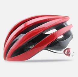 Wholesale Can Be Frame Glasses Helmet Outdoor Riding Band LED Lights Helmet Integrally Molded Bicycle Drop Resistance Safety Helmets