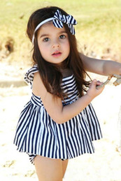Wholesale Hug Me Girls Outfits and Sets New Summer T shirt Vest and Shorts Pants Sets Suits BB
