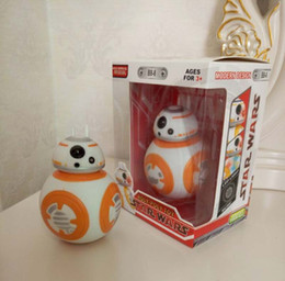Wholesale Caja de regalo de Star Wars The Force despierta BB8 BB Droid Robot Action Figure