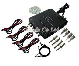Wholesale Hantek1008C CH USB Auto Scope DAQ CH Oscilloscope Generator Channels Automotive Diagnostic Oscilloscope