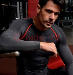 Wholesale 500PCS LJJH1020 New Brand Genuine Sports Apparel Mens Running Fitness Short Sleeve Top Sports T Shirts Gym Quick Dry High Quality