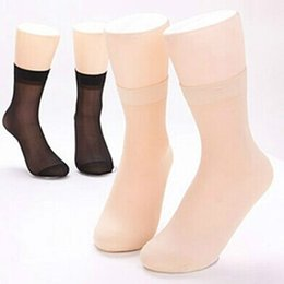 Wholesale pairs Womens bamboo fiber nylon Socks silk about g pair extra thickness big size for ladies velet