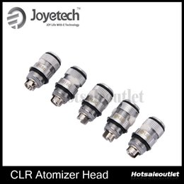 Joyetech Ego One Atomizer Head Ego One CLR Head 0.5ohm 1.0ohm Replacement Coils For Ego One Kit Atomizer 100% Authentic