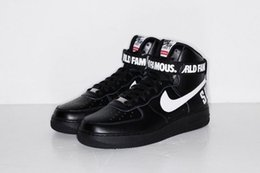 Wholesale Nike Air Force High cut Nike shoes Basketball shoes running sport shoes