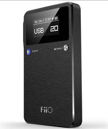 Fiio E17K Portable USB DAC & AMP Headphone Amplifier 192 kHz  24-bit HIFI Lossless For Mp3 Player Fiio x1 x3 x5 Phone Pc Pad