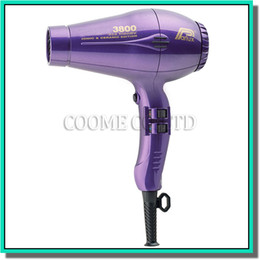 Wholesale Professional Super high power W compact Powerfull Negative Ion Hair Drier Hairdryer Hair dryer with levels temperatures