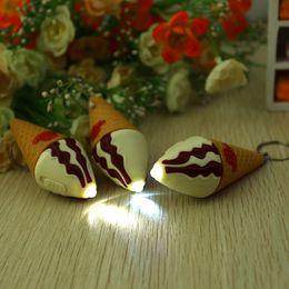 Promotion crème glacée animale Lumière crème glacée trousseau petit système animal japonais doux frais glace de couleur cadeau crème d'anniversaire rose Meng