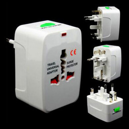 multi function travel adapter AC 110V-250V 10A universal power adapter with US UK AU EU plug
