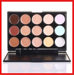 Wholesale Special Professional Color Concealer s Facial Face Cream Care Camouflage Makeup Palettes Cosmetic new arrive