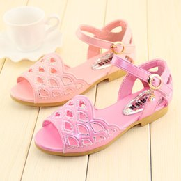 fashion style summer girls sandals pretwork princess sandals girls shoes 2015 new children shoes for girls kids shoes