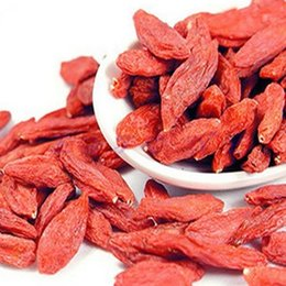 Wholesale Buy get g goji berry Chinese wolfberry medlar bags in the herbal tea Health tea goji berries Gouqi berry