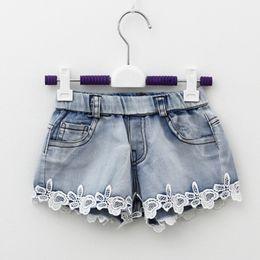 Acheter en ligne Bébé cowboy vêtements-Les enfants les enfants pantalons courts Les filles de cow-boy Mini pantalons courts vêtements pour bébés Enfants vêtements pour filles vêtements vêtements pour bébés