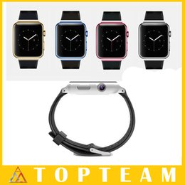 Wholesale Bluetooth Smart Watch Android Smart Watch With M Pixels Webcam Wifi FM Newest Smart Watches For Iphone Samsung Galaxy