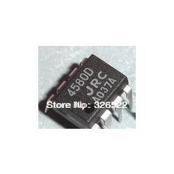 Wholesale jrc4580 NJM4580 NJM4580D DIP dual operational amplifier for the audio application HOT Sale In stok order lt no track