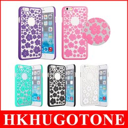 Fashion luxury Elegant phone cases for iphone 6 cases iphone 6s cases iphone5 5s Vintage Flower Pattern back cover