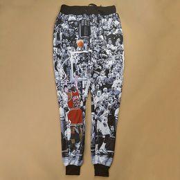 665da28bcfba22 New 2015 fashion men women 3D sweatpants print Jordan basketball sport pants  Winter run boy trousers joggers pantalones