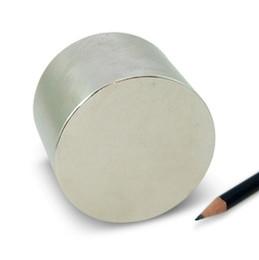 70*40 1 pcs 70mm x 40mm neodymium magnet n52 big strong powerful magnet craft neodymium strong n50 n52 free shipping