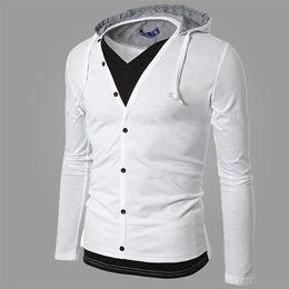 Wholesale Cheap Designer Hoodie - New Casual Mens Sports Cheap Hoodies 2014 Designer Tracksuit Hoodies Hood Slim Sweatshirt Jackets and Coats White Black M-XXL