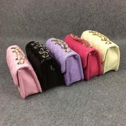 Wholesale Children Bags Backpacks Girls Bags Backpack Purses Shoulder Bags Korean Princess Leather Bag Satchel Bag Girls Backpacks Kids Bag C8033