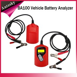 Wholesale Factory Price QUICKLYNKS Ba100 Vehicle Battery Analyzer Passive Testing Method is Safe Ba BA